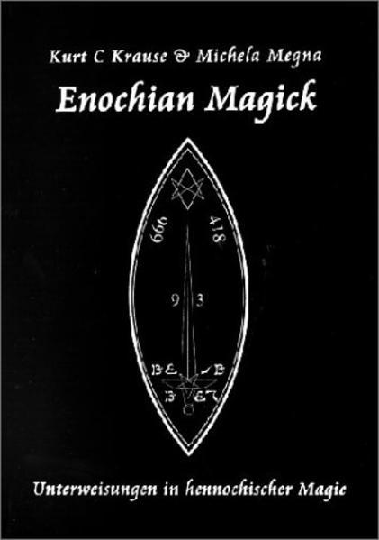 Enochian Magick als Buch