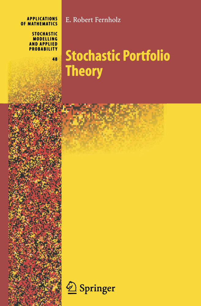 Stochastic Portfolio Theory als Buch