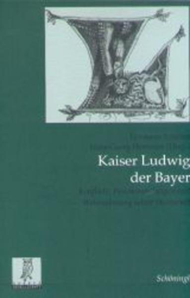 Kaiser Ludwig der Bayer als Buch