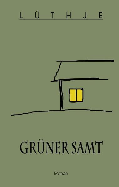 Grüner Samt als Buch