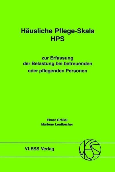 Häusliche-Pflege-Skala HPS als Buch