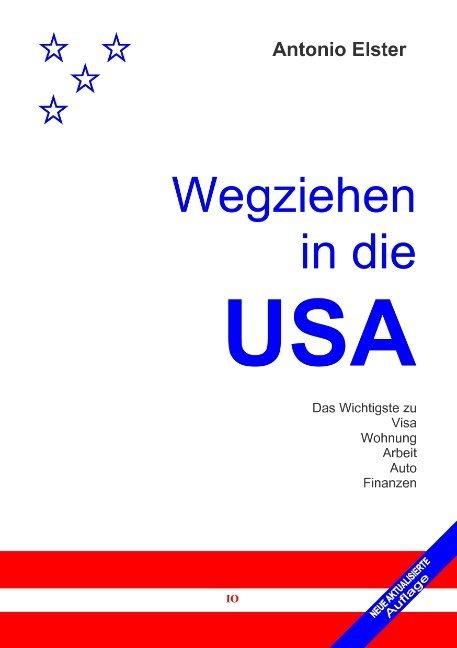 Wegziehen in die USA als Buch