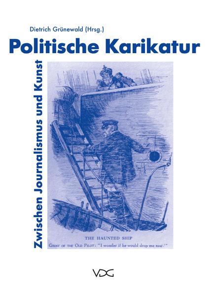 Politische Karikatur als Buch