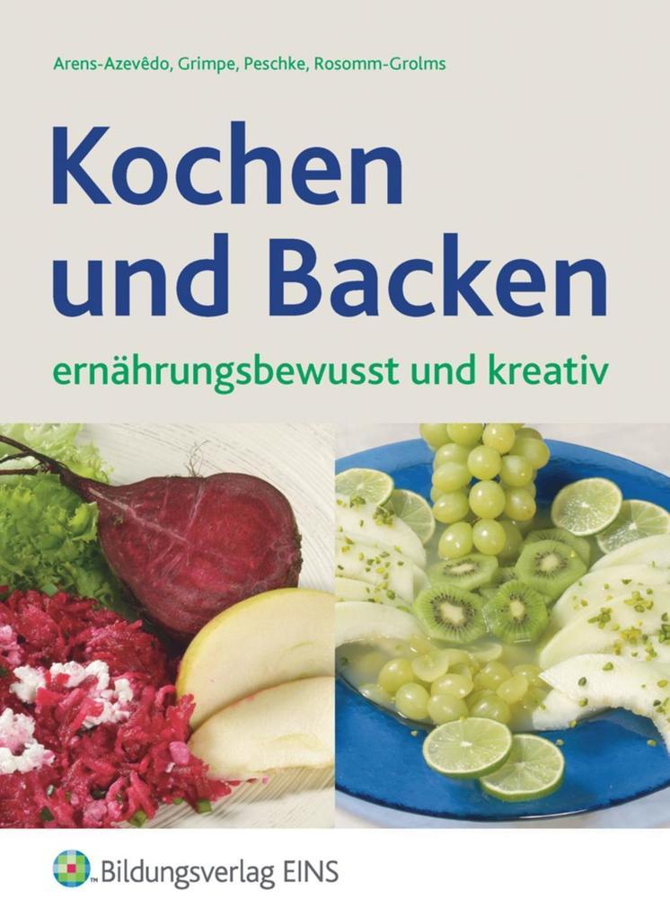 Kochen und Backen als Buch