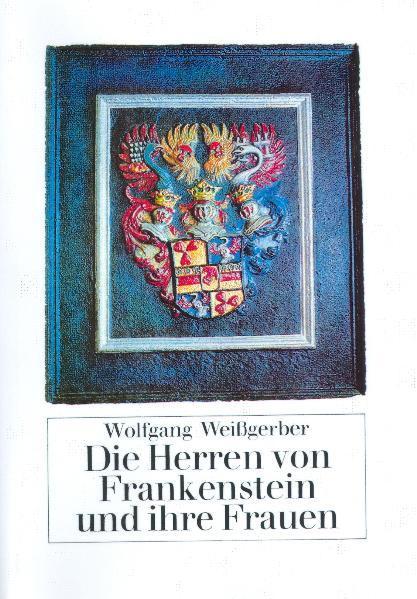 Die Herren von Frankenstein und ihre Frauen als Buch