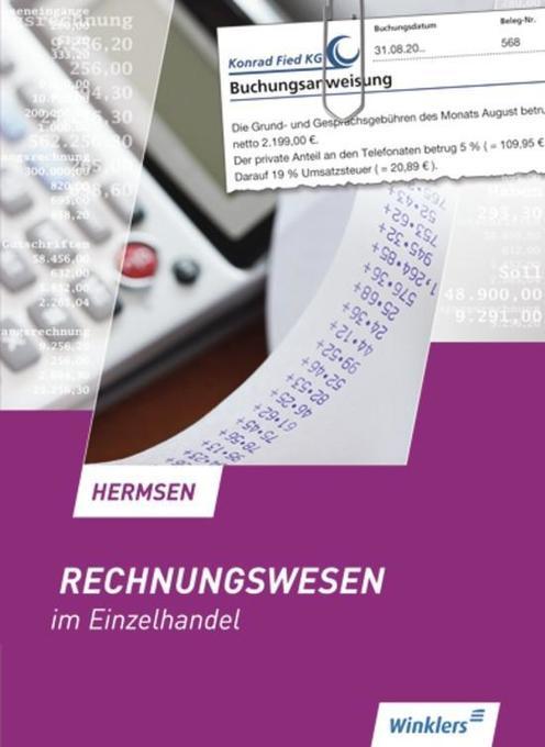 Rechnungswesen im Einzelhandel als Buch