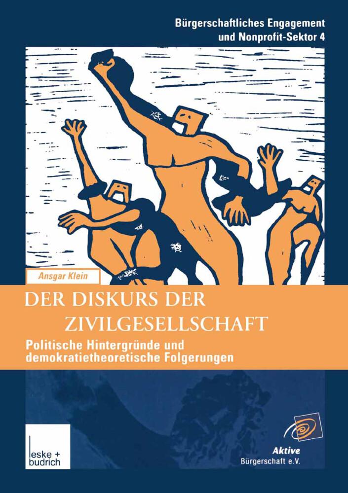 Der Diskurs der Zivilgesellschaft als Buch