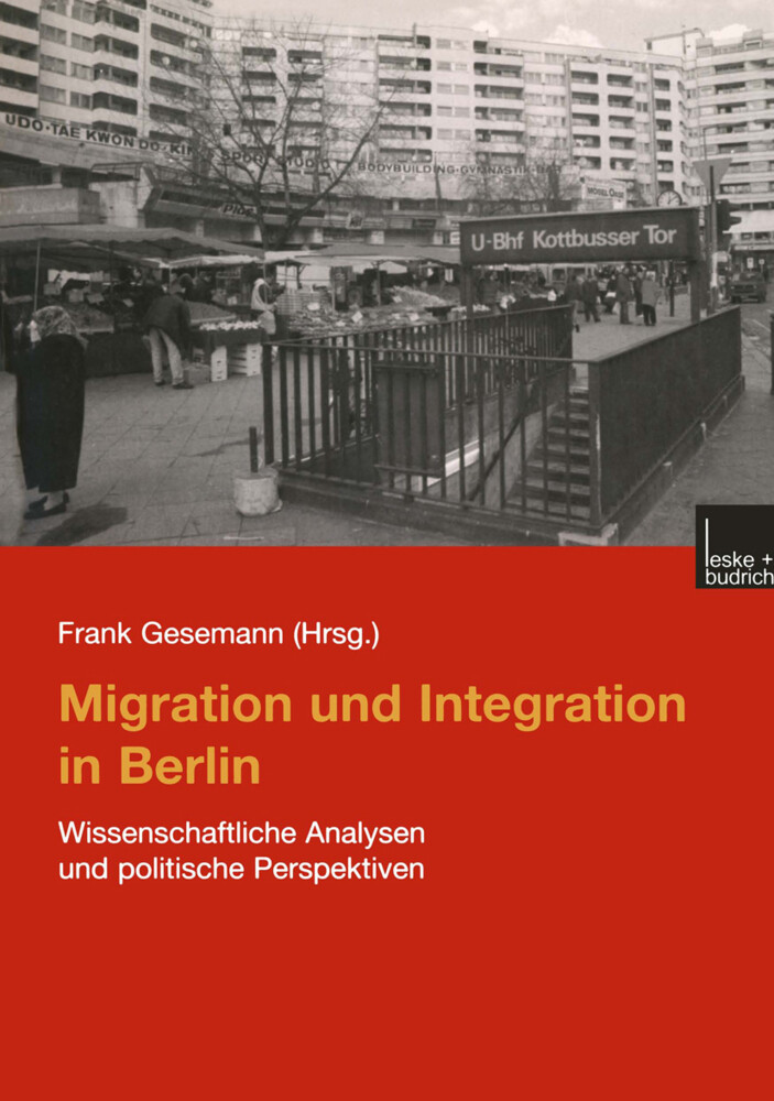 Migration und Integration in Berlin als Buch