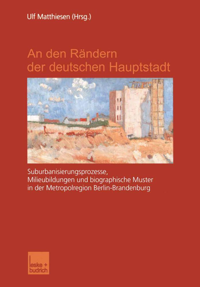 An den Rändern der deutschen Hauptstadt als Buch