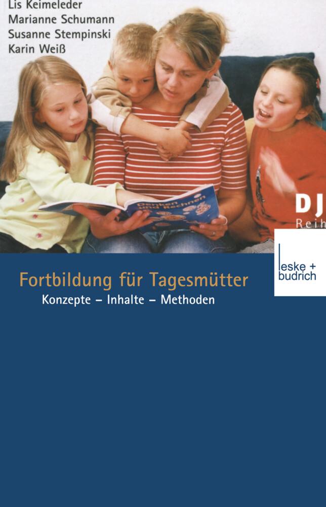 Fortbildung für Tagesmütter als Buch