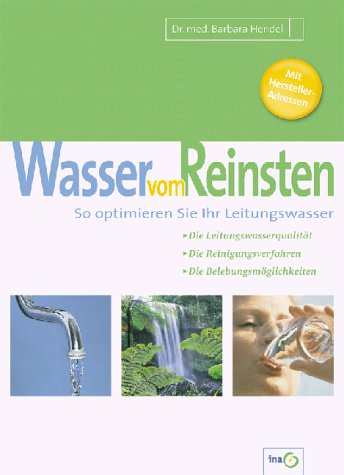 Wasser vom Reinsten als Buch