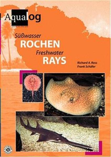 Süßwasser-Rochen als Buch