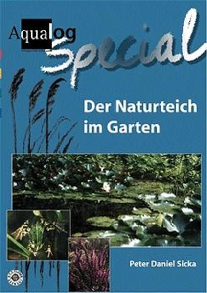 Der Naturteich im Garten als Buch