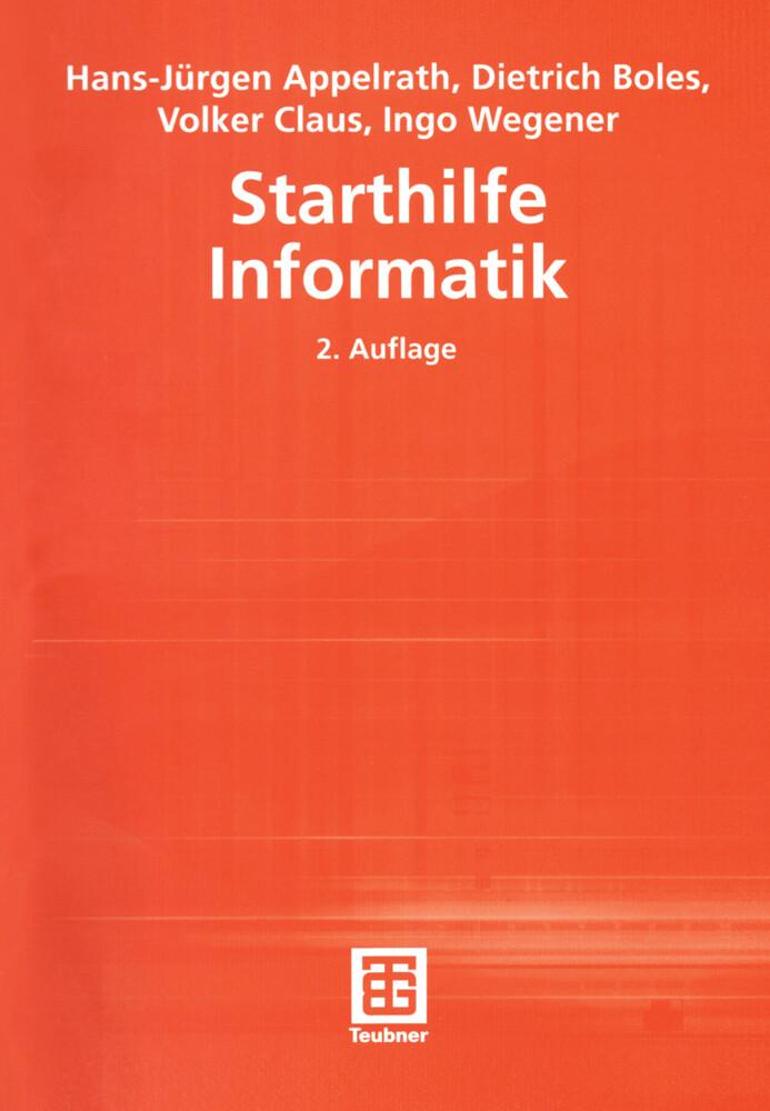 Starthilfe Informatik als Buch