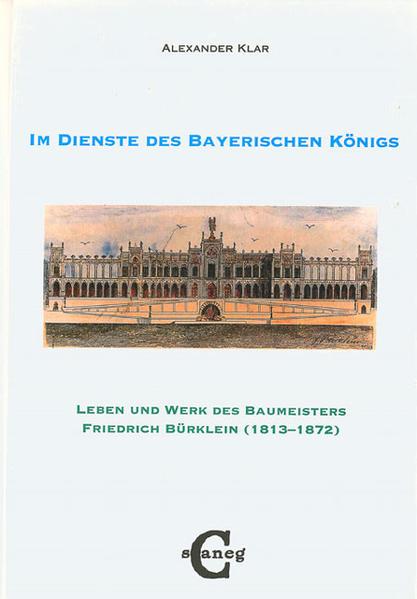 Der Architekt Friedrich Bürklein als Buch