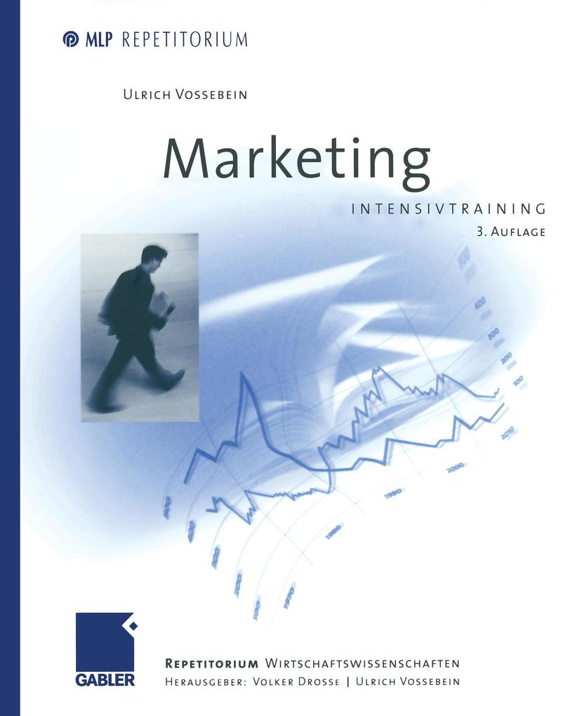 Marketing Intensivtraining als Buch
