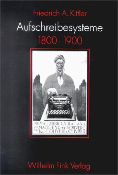 Aufschreibesysteme 1800/1900 als Buch