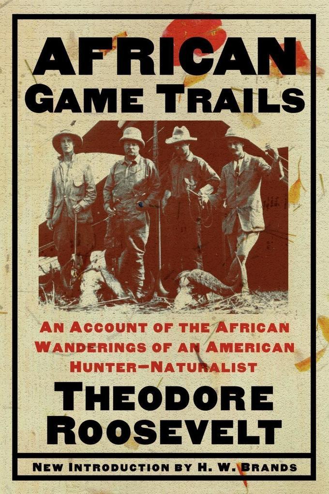 African Game Trails als eBook epub