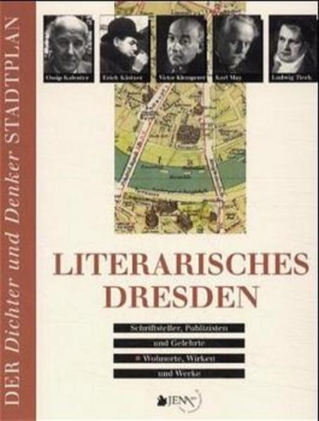 Literarisches Dresden als Buch