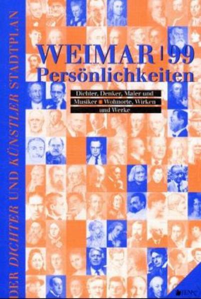 Weimar 99 Persönlichkeiten als Buch