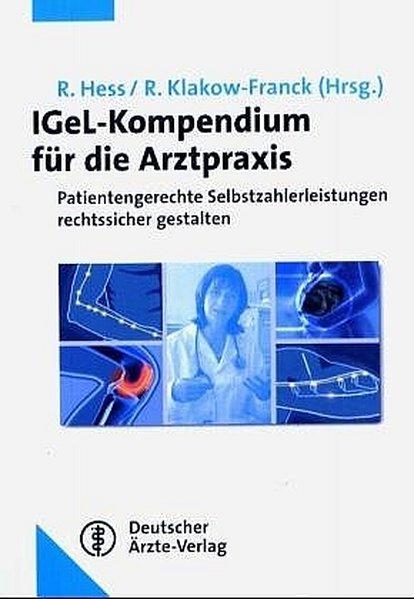 IGeL-Kompendium für die Arztpraxis als Buch