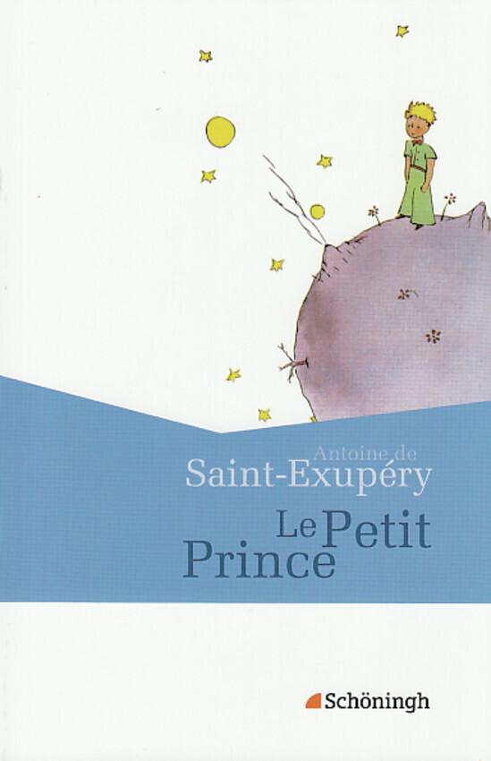 Le Petit Prince als Buch