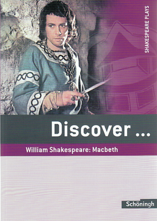 Discover... Macbeth. Student's Book als Buch