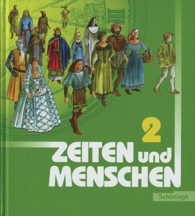 Zeiten und Menschen 2 als Buch