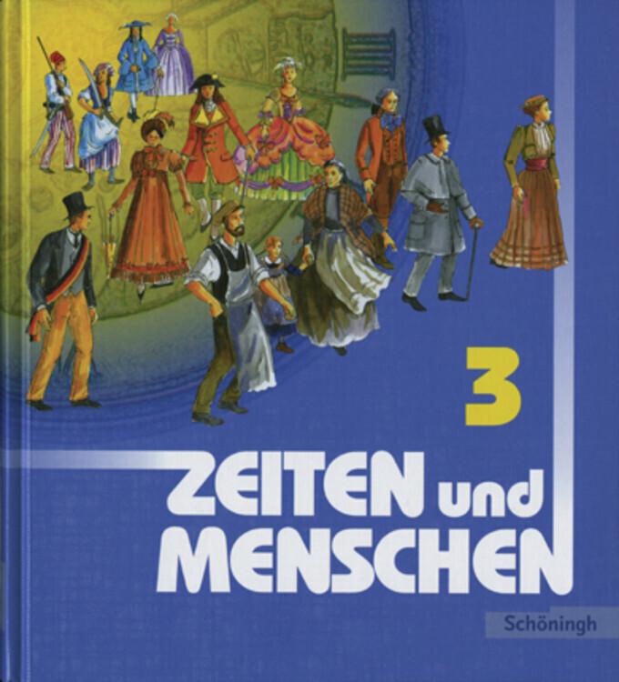 Zeiten und Menschen 3 als Buch