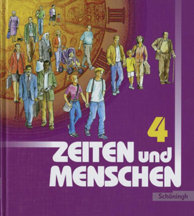 Zeiten und Menschen 4 als Buch