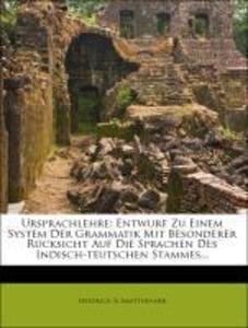 Ursprachlehre als Taschenbuch von Friedrich Schmitthenner