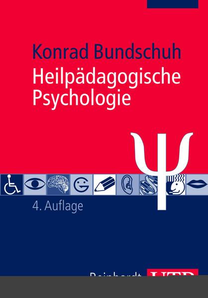 Heilpädagogische Psychologie als Buch