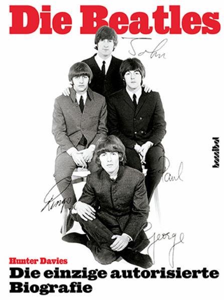Die Beatles als Buch