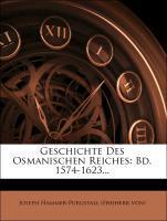Geschichte des osmanischen Reiches, Vierter Band als Taschenbuch von Joseph Hammer-Purgstall (Freiherr von)