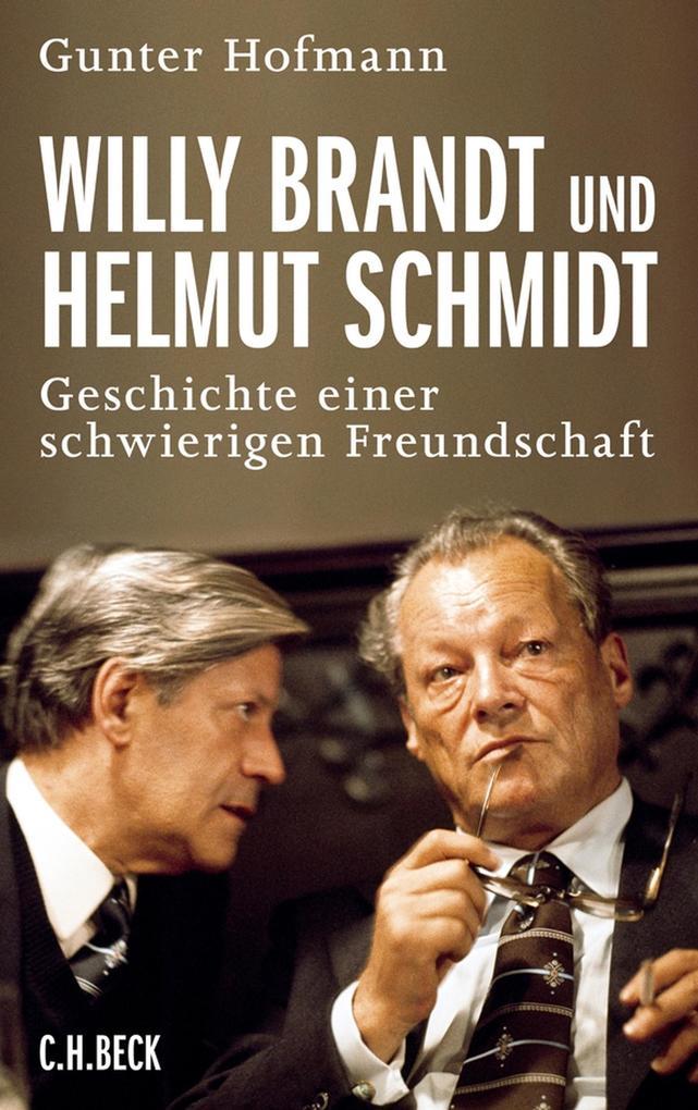 Willy Brandt und Helmut Schmidt als eBook epub