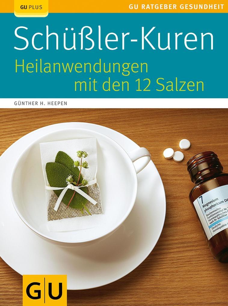 Schüßler-Kuren als eBook von Günther H. Heepen
