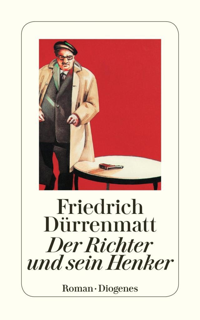 Der Richter und sein Henker als eBook von Friedrich Dürrenmatt