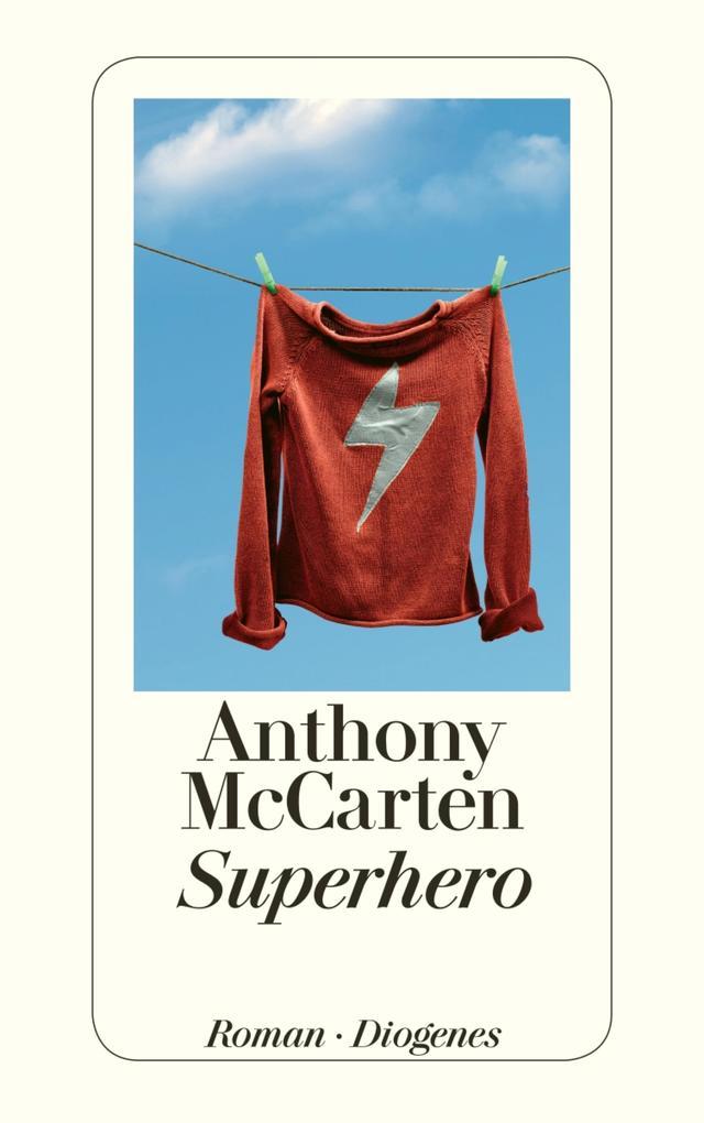 Superhero als eBook