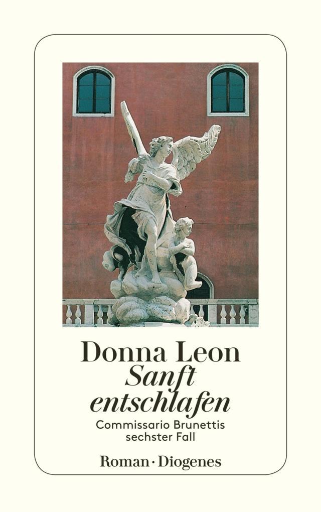 Sanft entschlafen als eBook von Donna Leon