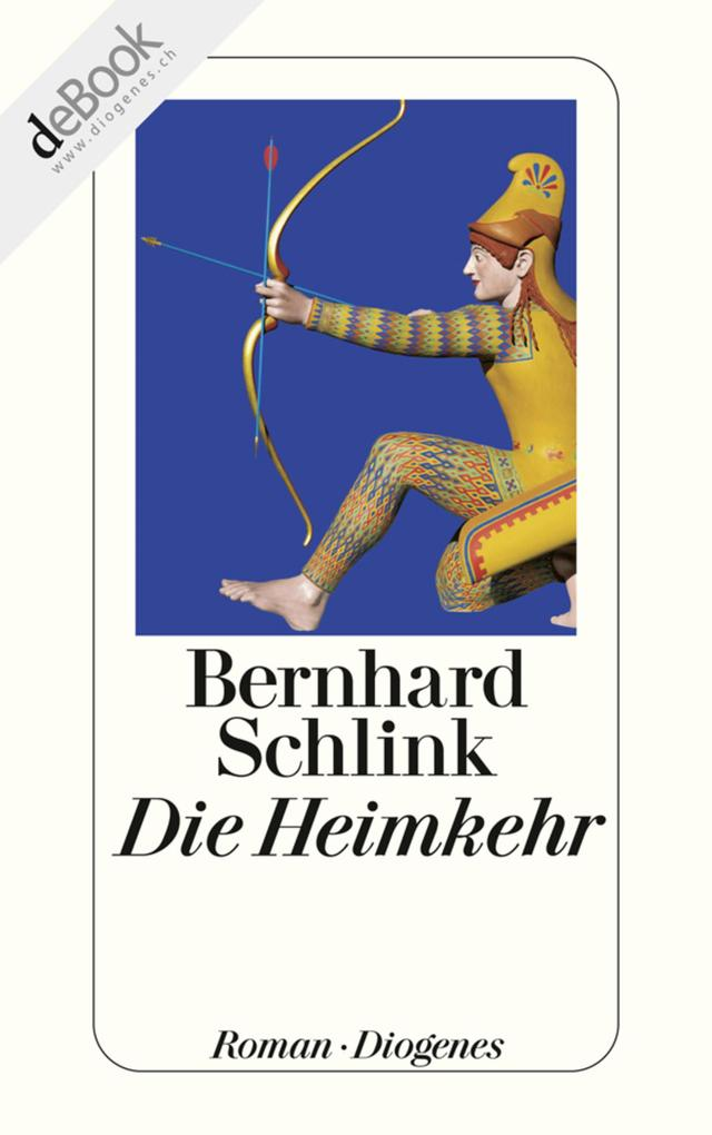 Die Heimkehr als eBook von Bernhard Schlink
