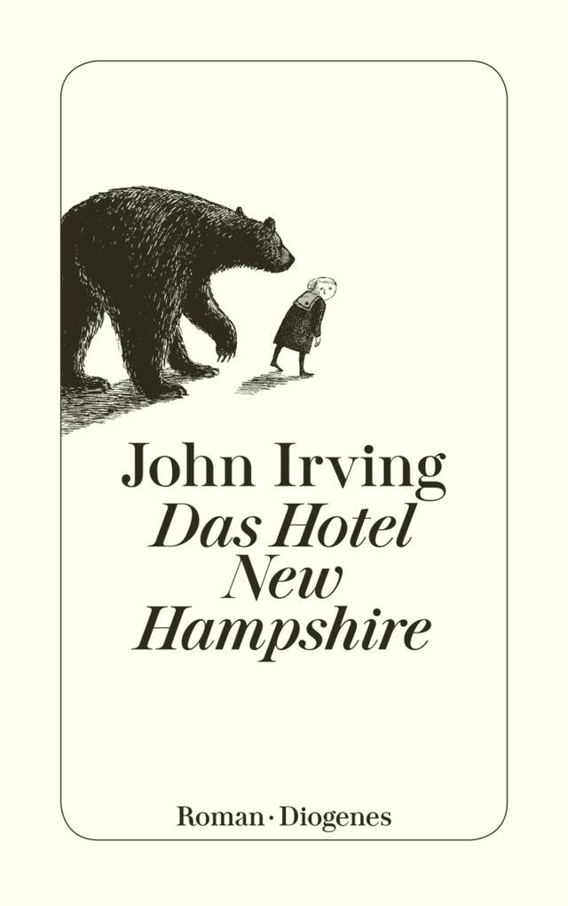 Das Hotel New Hampshire als eBook von John Irving