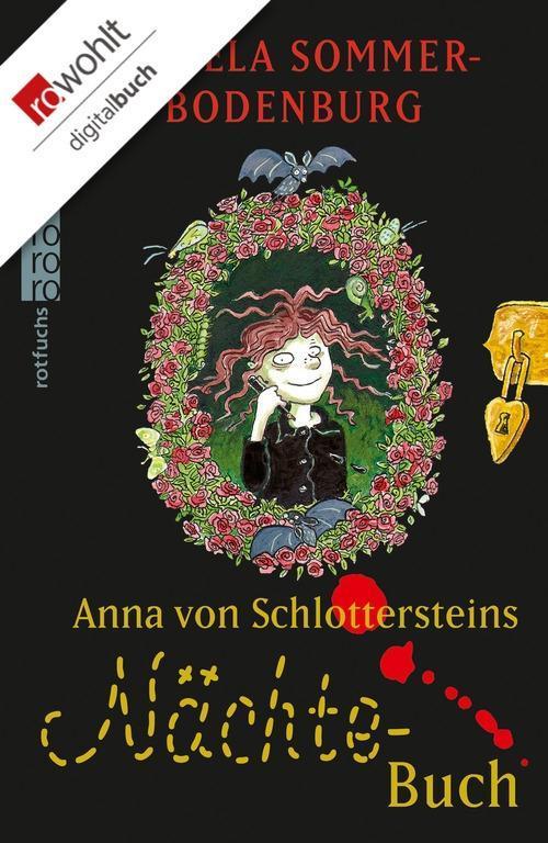 Anna von Schlottersteins Nächtebuch als eBook von Angela Sommer-Bodenburg