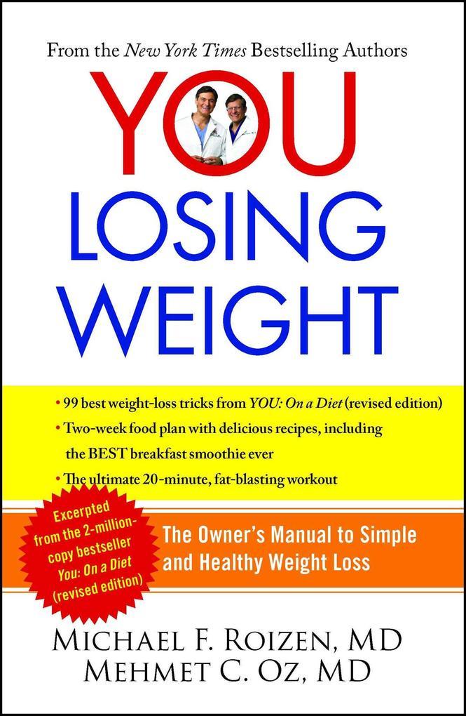 YOU: Losing Weight als eBook