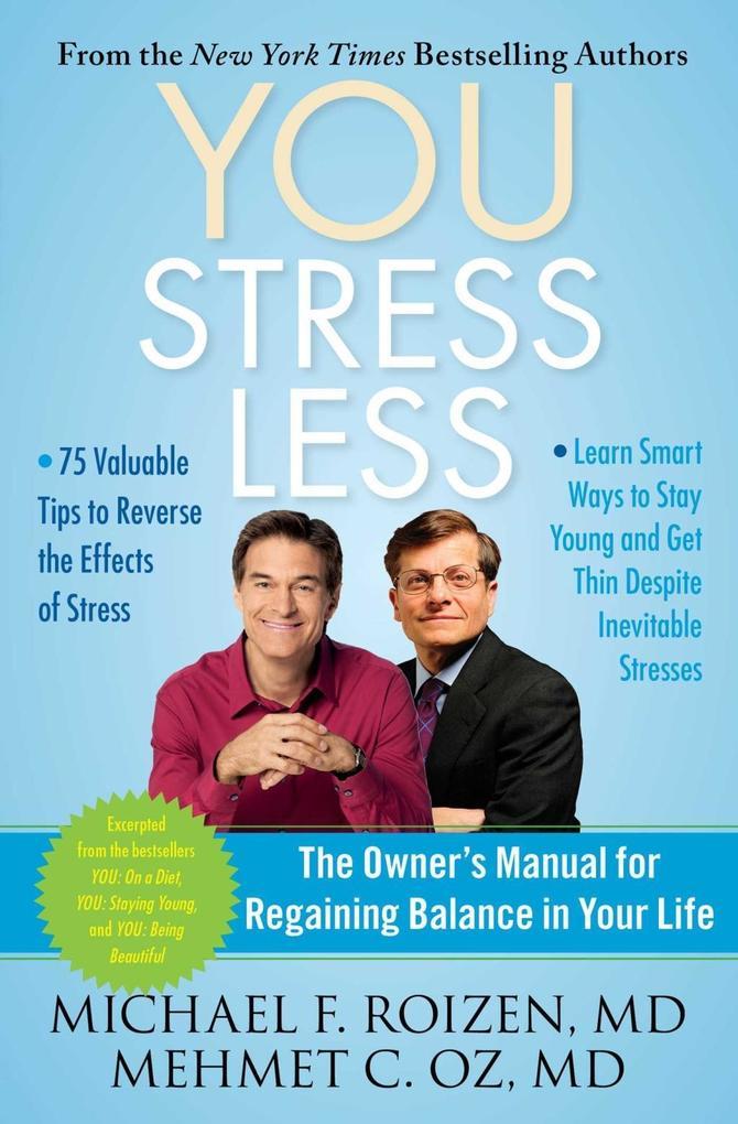 YOU: Stress Less als eBook