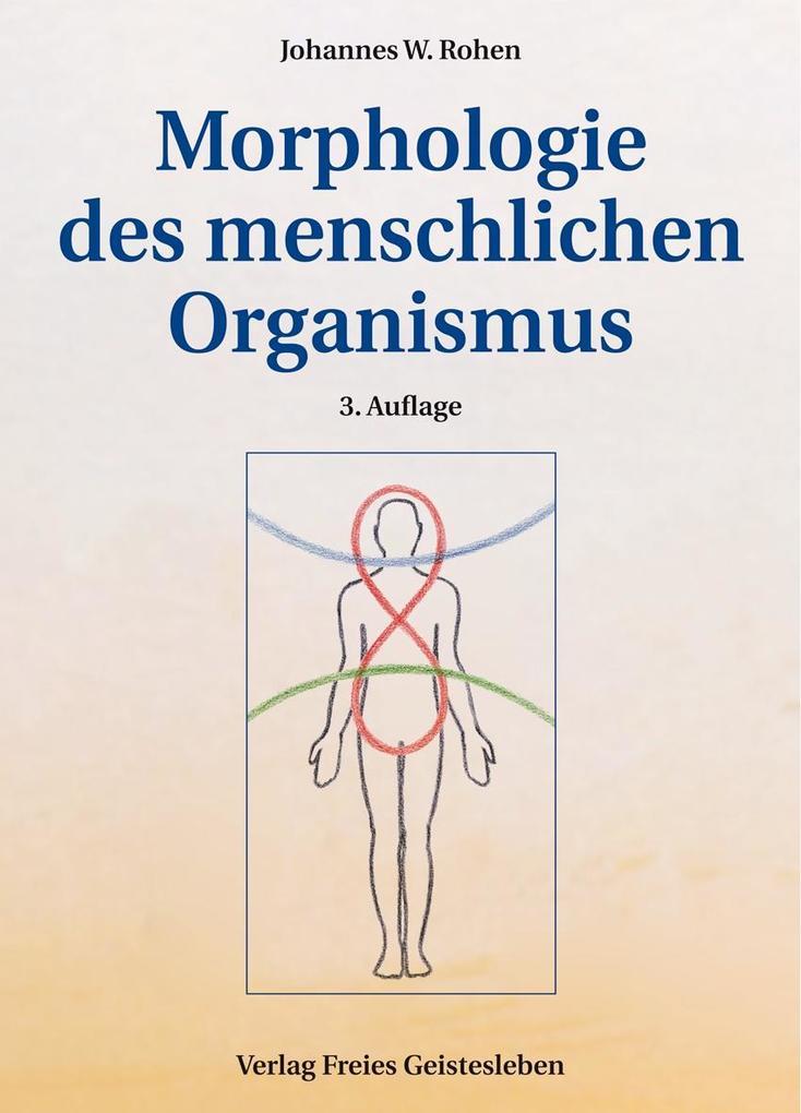 Morphologie des menschlichen Organismus als Buch