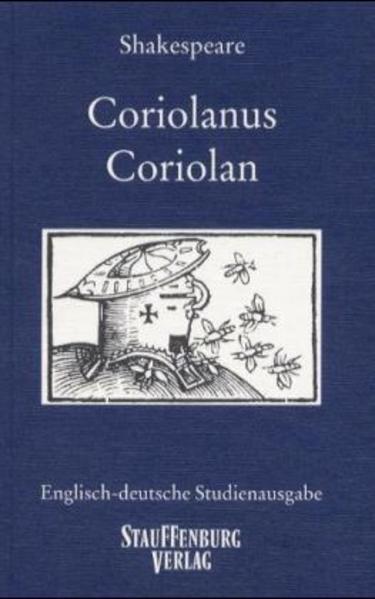 Coriolanus / Coriolan als Buch