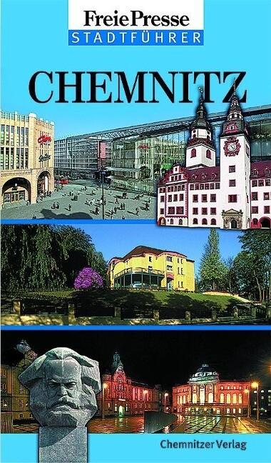 Stadtführer Chemnitz als Buch