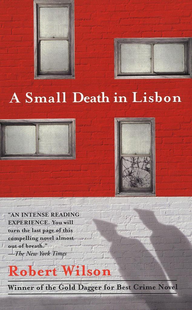 A Small Death in Lisbon als Taschenbuch