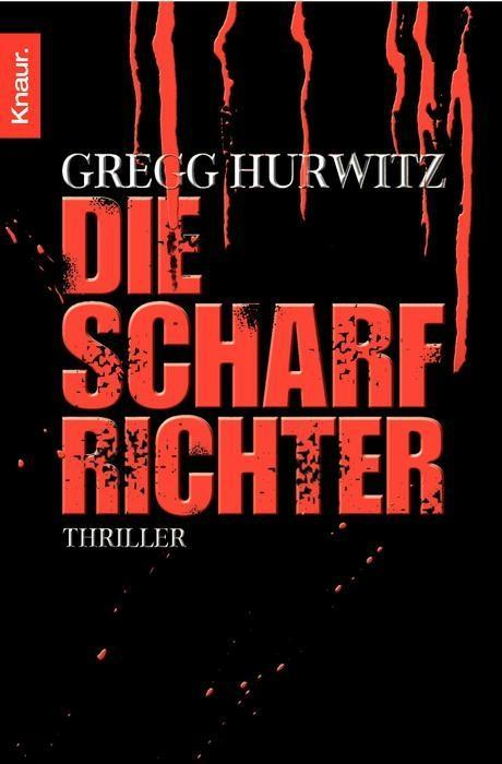 Die Scharfrichter als eBook von Gregg Hurwitz