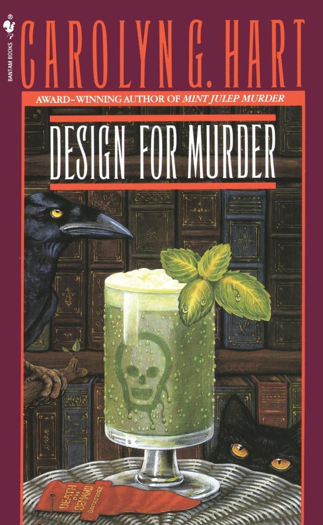 Design for Murder als Taschenbuch